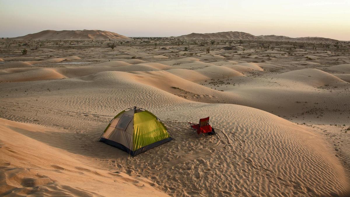 Desert Camping Pushkar, Rajasthan tour