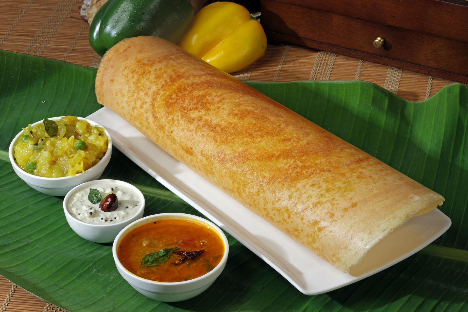 dosa,south india dish,masala dosa