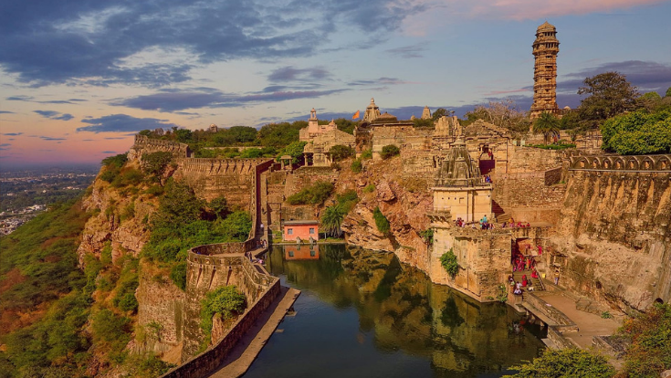 Chittorgarh Fort,rajasthan tour,fort