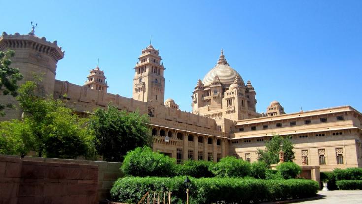 Umaid Bhawan Palace,Umaid Bhawan