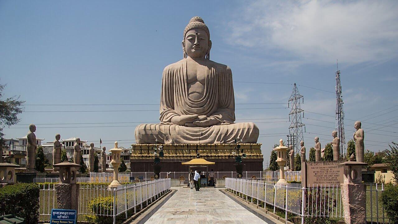 Buddha Purnima,buddha temple