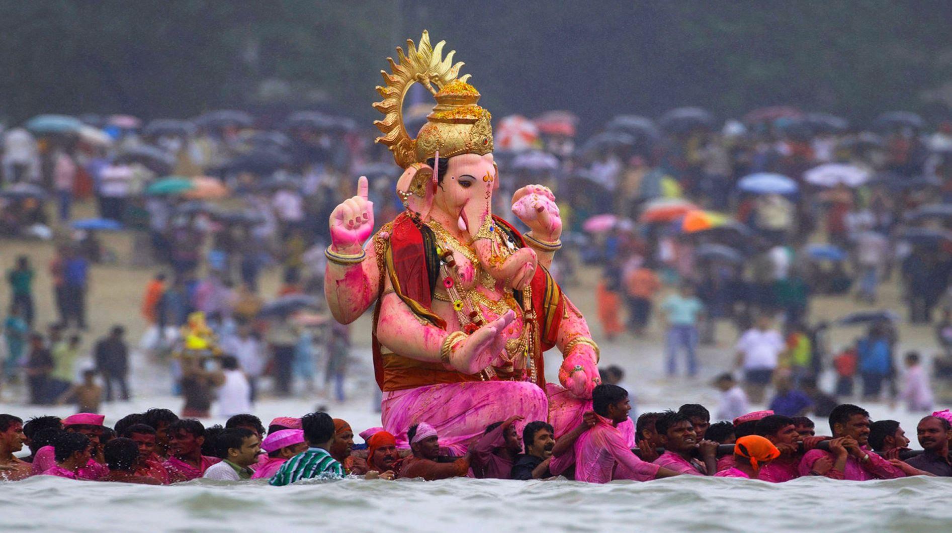 Ganesh Chaturthi,ganesh puja,ganesh utsav,ganesh visarjan