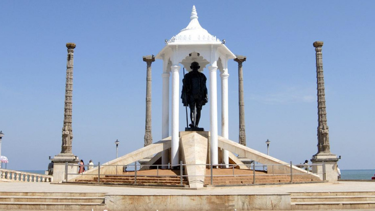 Pondicherry,must visit placae,attractions,tourism,tours,tailor made holidays