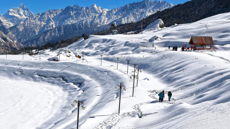 Auli,auli tour,india tour,india attractions,must visit places in india,india tour
