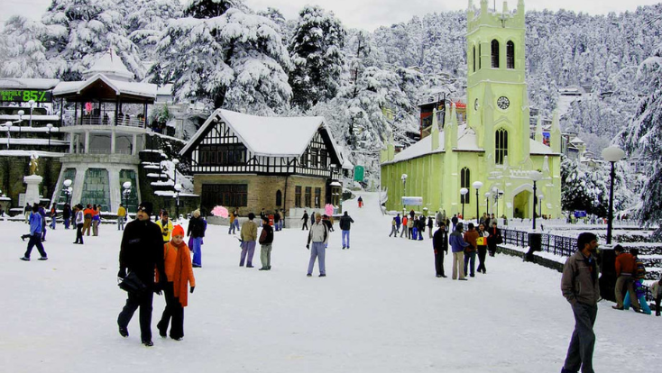 shimla,shimla tour,shimla tour package,india tour,india tour packages,winter destinations in india,india tailor made