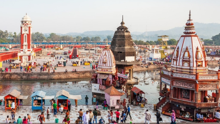 haridwar,haridwar attractions,must visit places in haridwar,india tour,travel india