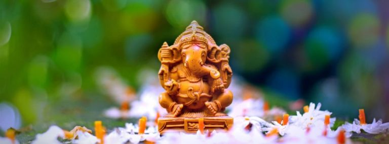 Lord Ganesha: On His Way to Give us Love, Blessings and Happiness