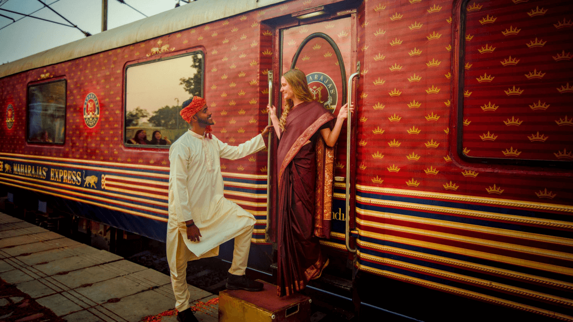 Luxury Train Travel In India: Worth Your Trip To India